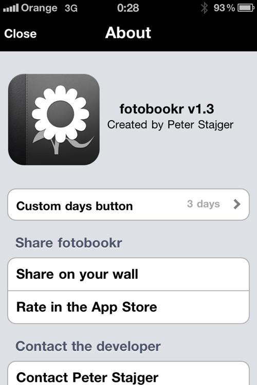 fotobookr screenshot-3