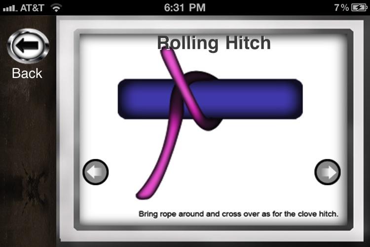 Easy Knots Lite screenshot-4