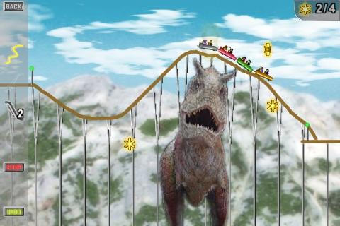 Advanced Rollercoaster Builder screenshot-4