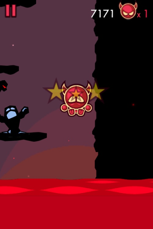 Devilish FREE - Jump From the 9th Level screenshot-3