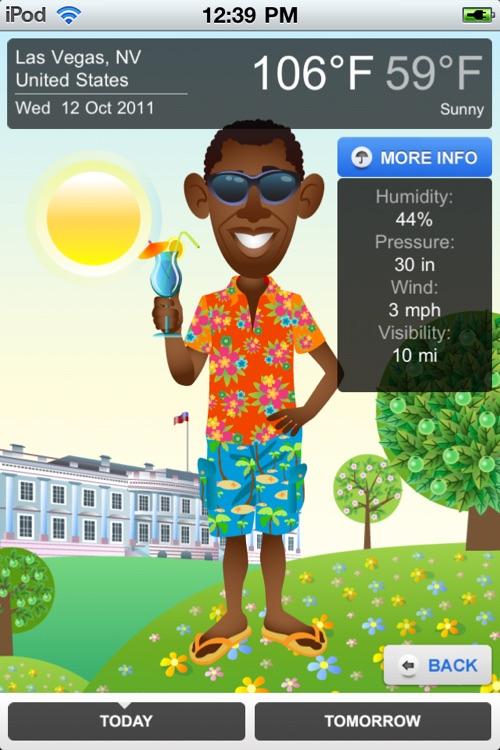 Weather President