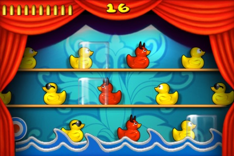Carnival : Shooting gallery (free)