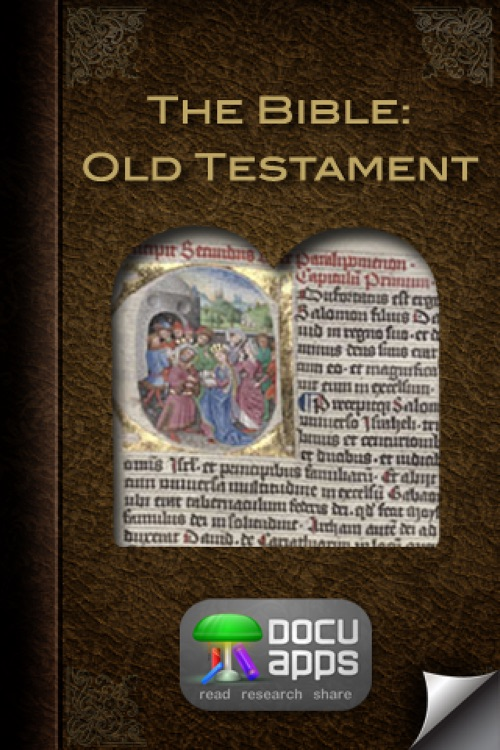 The Bible: Old Testament (DocuApps) screenshot-0