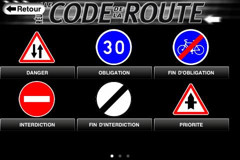 Réussir le Code de la Route - FREE screenshot 4