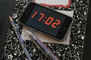 Digital Clock screenshot one