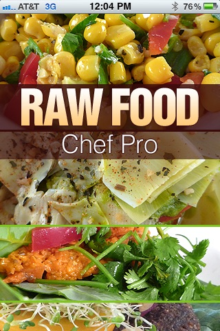 RAW FOOD CHEF PRO