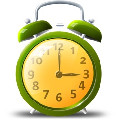 timer clock on the mac app store