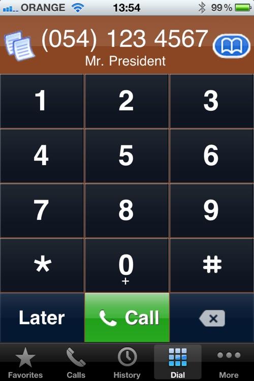 Call Memo - Smart Dialer