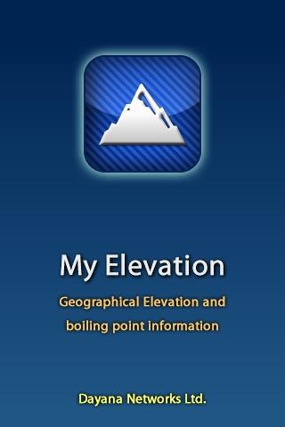 My Elevation