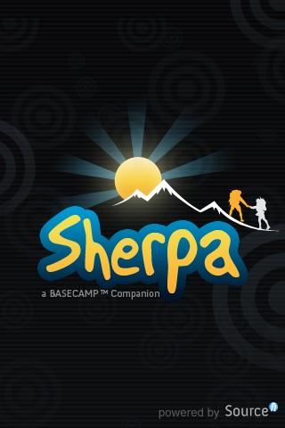 Sherpa - A Basecamp Companion