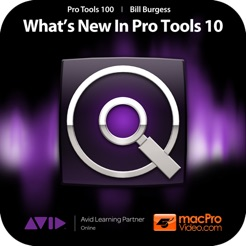 Course For Pro Tools 10 100 - What's New In Pro Tools 10 on the Mac