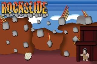 RockSlide Free screenshot one