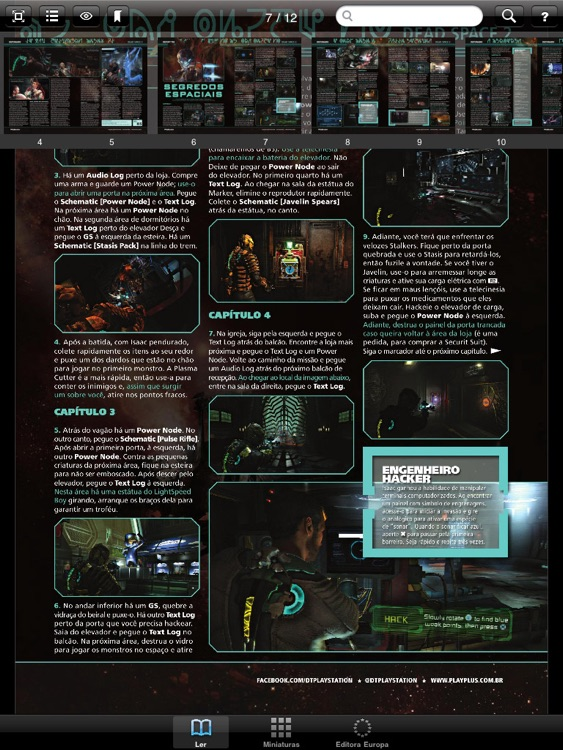 Dead Space 2 - Detonado by Editora Europa on