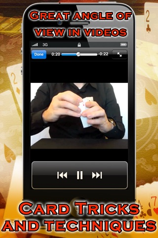 Card Tricks and Techniques screenshot-3