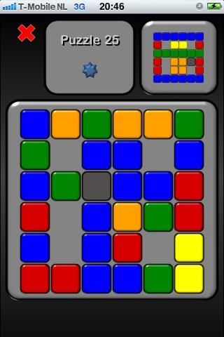 Brain Game 6 Color Slide by Andela ICT