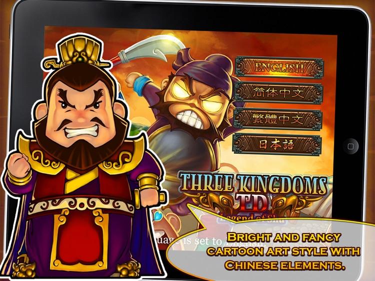Three Kingdoms TD - Legend of Shu HD