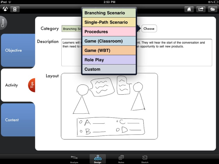 DesignJot screenshot-2
