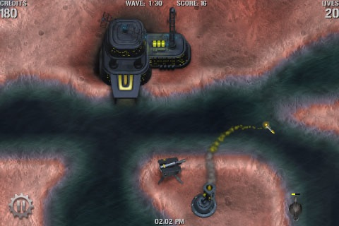 TriDefense screenshot-1