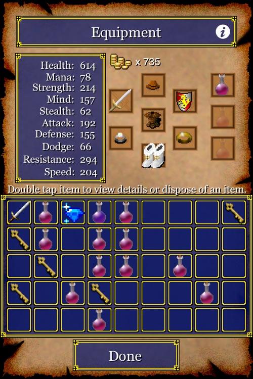 Pocket Hero Free screenshot-4