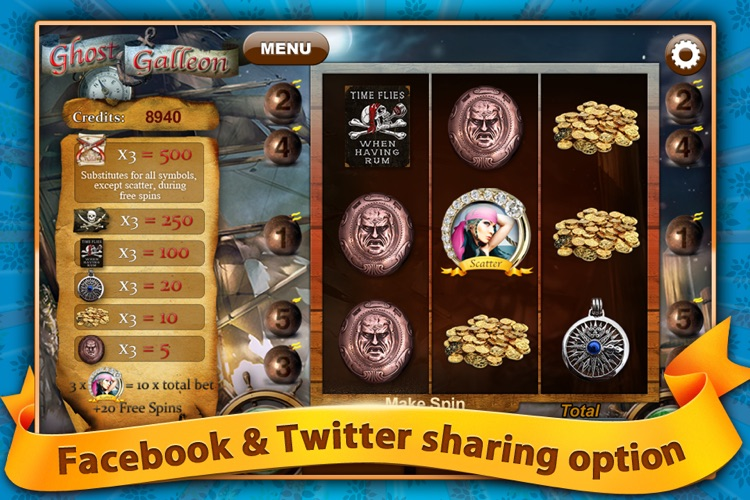 Vegas Slot Machines screenshot-4