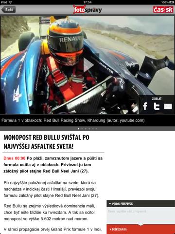 Foto správy screenshot 3