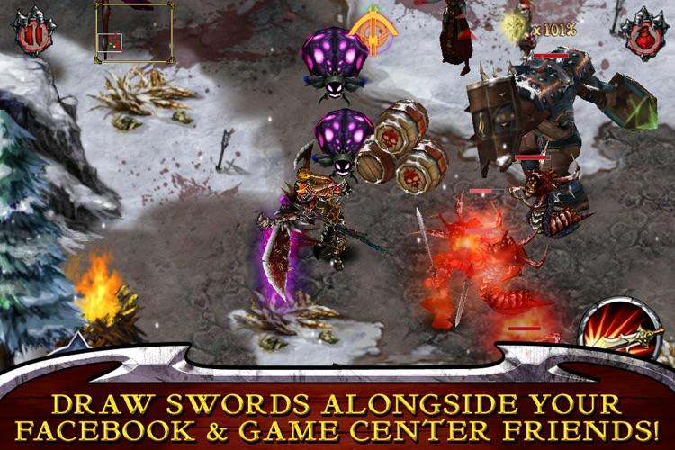 Eternity Warriors screenshot-3