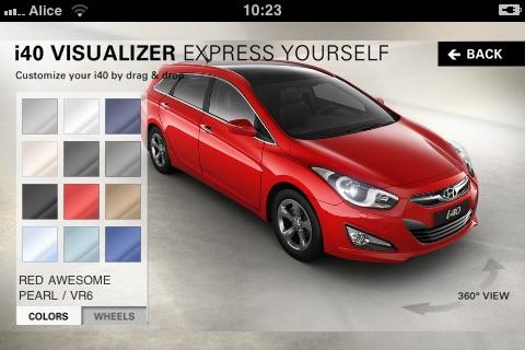 Hyundai i40 screenshot-3