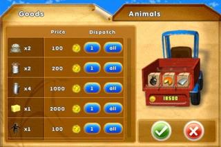 Screenshot #3 pour Farm Frenzy Lite