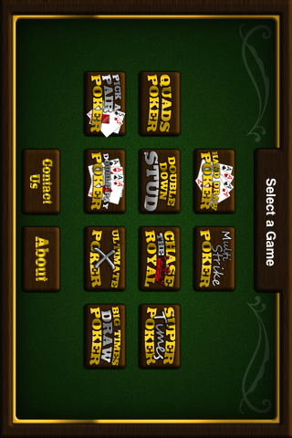 Video Poker Free screenshot two