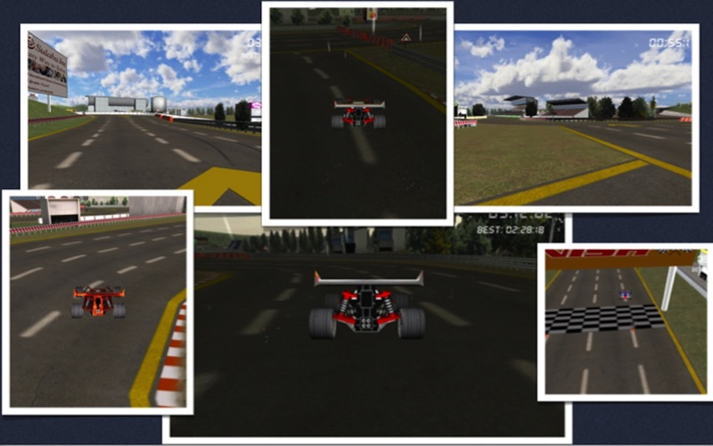 circuit racer 3d top racing game best time to race app price dropsscreenshot 3 for circuit racer 3d top racing game best time to race