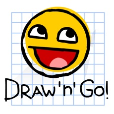 Activities of Draw 'n' Go: Awesomeness!
