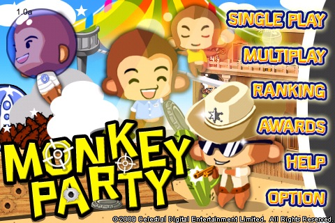 A Monkey Party screenshot-0