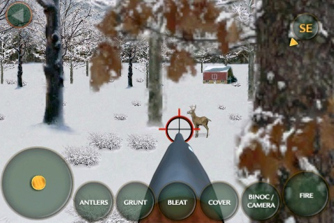 Real Deer Hunting screenshot-4