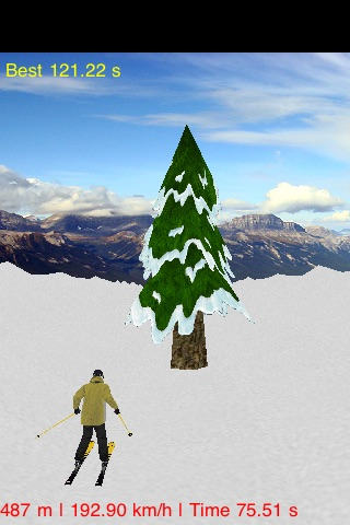 Alpine Ski 3D