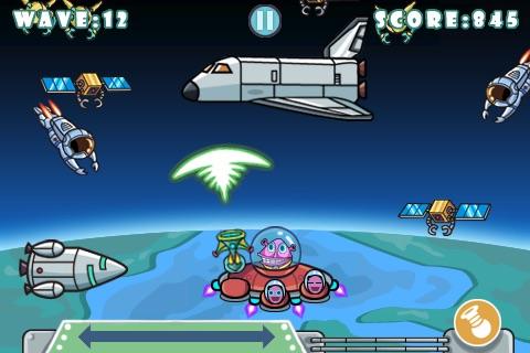 Alien Escape screenshot-4