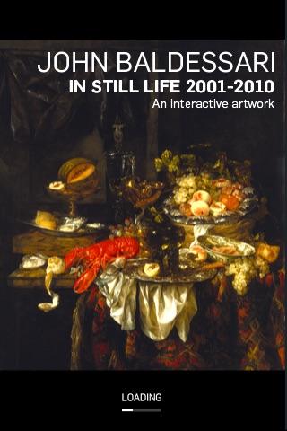 John Baldessari: In Still Life 2001-2010