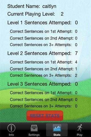 Sentence Builder screenshot-4