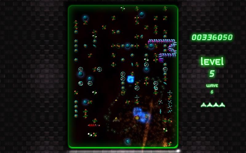 Pangea Arcade Screenshot