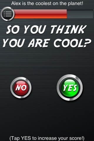 Coolness Test (FREE)