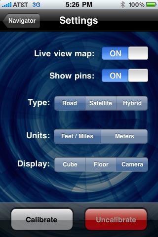 Heads Up Navigator: 3D Augmented Reality Navigation screenshot-4