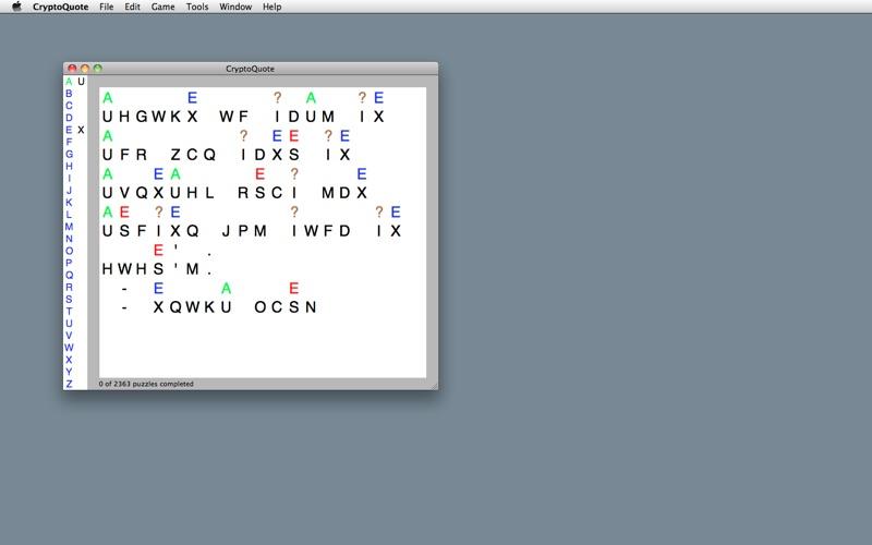 CryptoQuote Screenshot