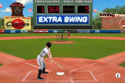 Batter Up Baseball™ Lite - The Classic Arcade Homerun Hitting Game screenshot-4