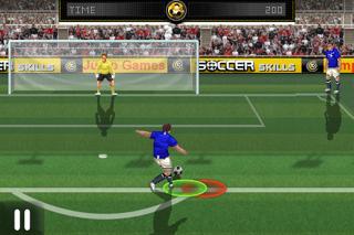 Sensible Soccer SkillsCaptura de pantalla de2