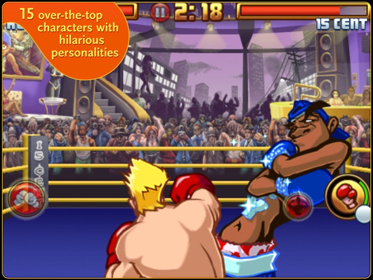 Super KO Boxing 2 for iPad