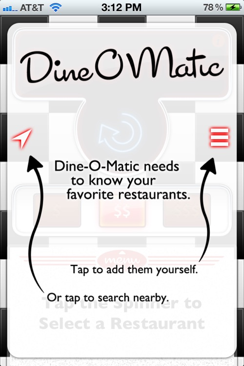 Dine-O-Matic screenshot-0