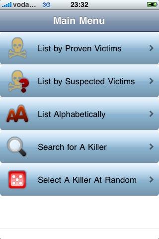 Serial Killer Encyclopedia screenshot-4