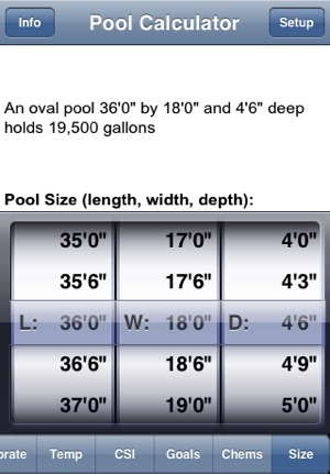 Pool Calculator On The App Store