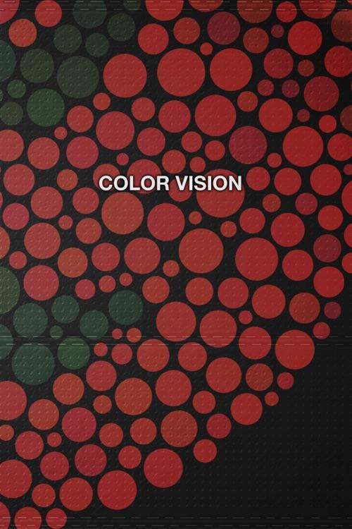 Color Vision (for Color Blindness)