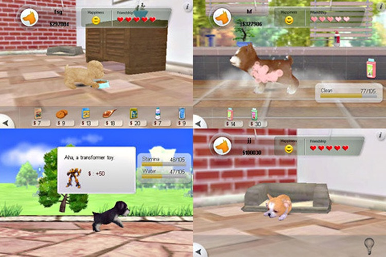 iPuppy World screenshot-3