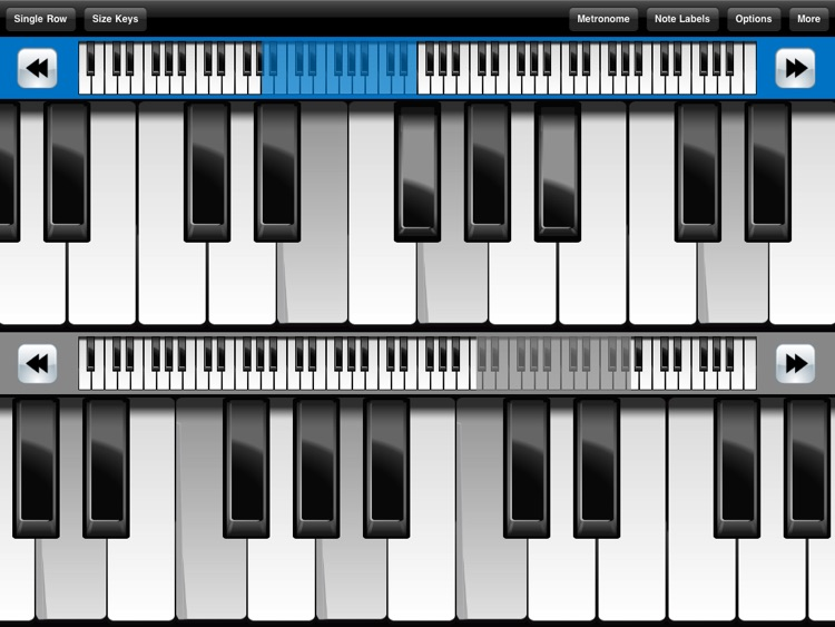 Pocket Piano HD screenshot-0